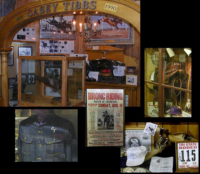 Casey Tibbs Museum